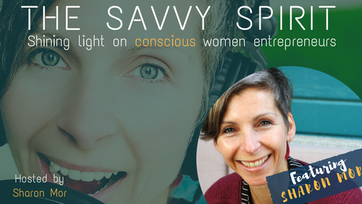 Who is Sharon Mor & What is The Savvy Spirit?!